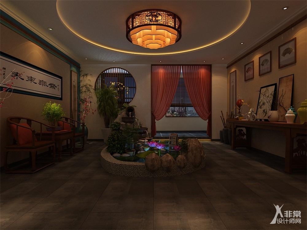 如此惊艳的葫芦岛私人会所设计效果图,值得收藏!
