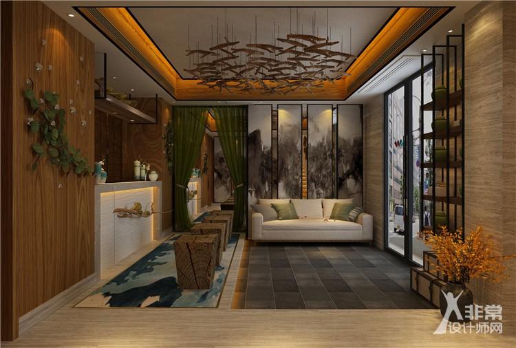 品筑装饰_专业至上,品质卓越,沈阳洗浴会所设计公司
