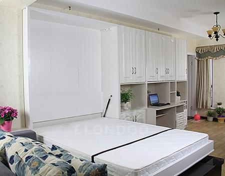 小小一张隐性床,室内空间大节省