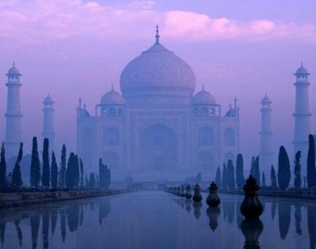 世界建筑奇迹--泰姬陵