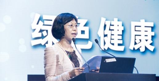 张莹致辞:汇聚行业精英,促进行业发展