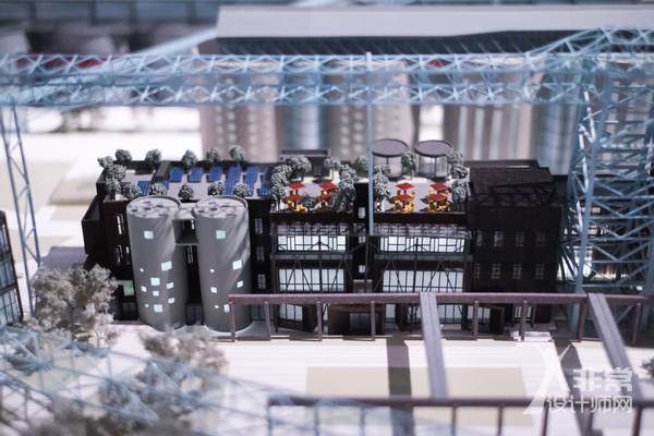 中尺度的有机缝合——首钢冬奥园区