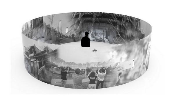 费俊+李心路《城市博物馆-记忆时空扭转》