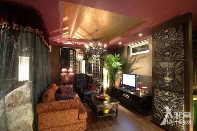 来自北京厅宇的怪才设计师,把你的家变成主题乐园!