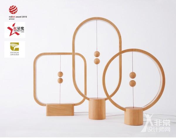 一位获得红星奖三项奖项的设计师,他的作品是什么样的?