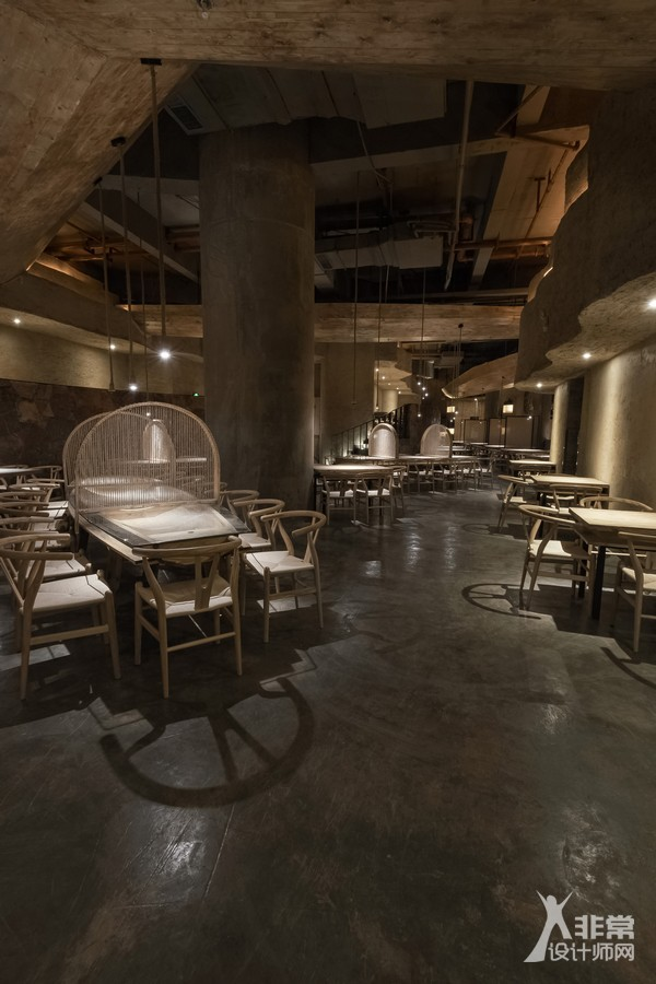 【设计投稿】朴灶餐厅/徐旭俊