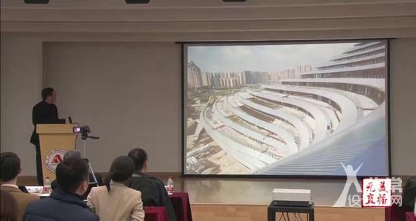中国工程院院士,中国建筑设计院有限公公司名誉院长、总建筑师崔愷