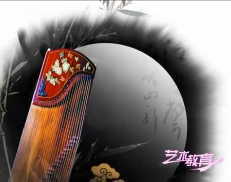 【艺术教育】蒋莉:东方钢琴——古筝(三)
