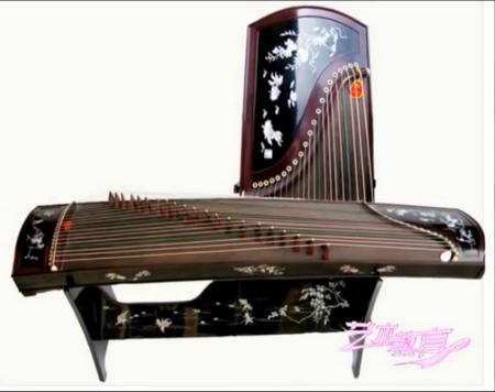 【艺术教育】蒋莉:东方钢琴——古筝(四)