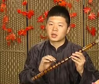 张健:《竹笛雅韵》大师的点拨(下)