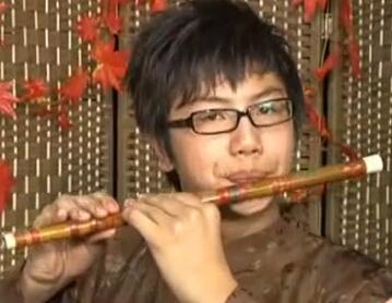 张健:《竹笛雅韵》大师的点拨(上)