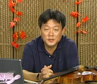 王昌海:中提琴在我国的发展及现状