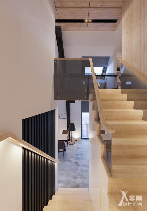 让160平米的阁楼转化为温暖的家