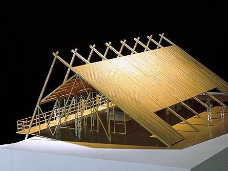 设计教育:木结构建筑的十五大优势