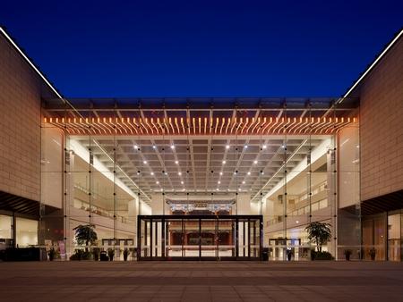 北京天桥艺术中心——殿堂级作品,首都再添文化新名片