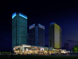 浏阳华润新都汇商业综合体照明设计