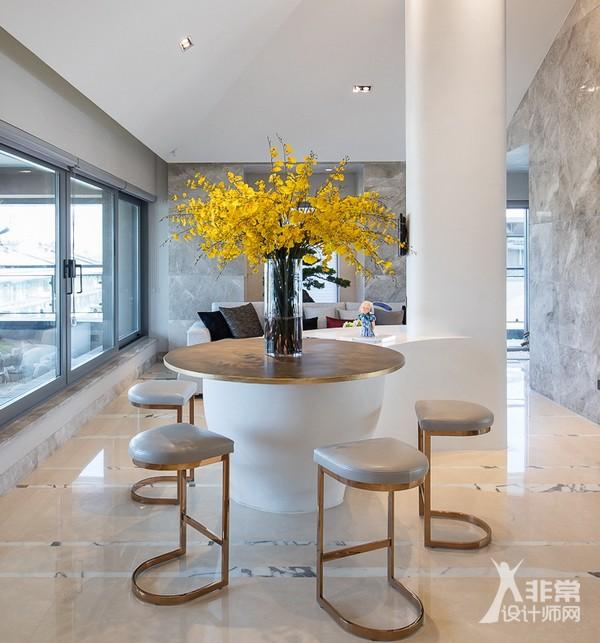 邱德光设计年度力作:北京万科如园顶层