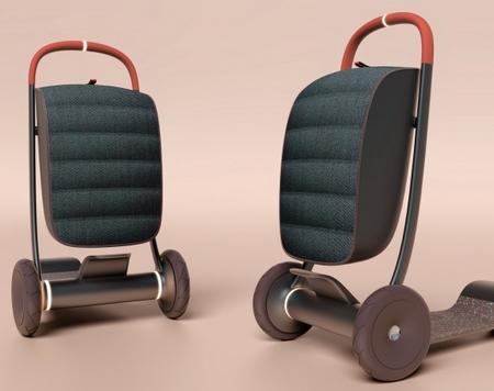 一款让老年人更加有活力的代步车