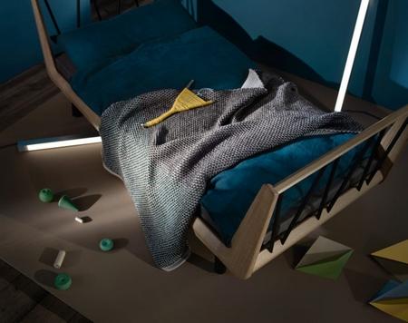 可以同孩子共同成长的床