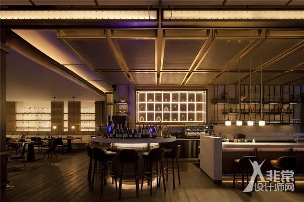 光影里的故事|北京通盈中心洲际酒店