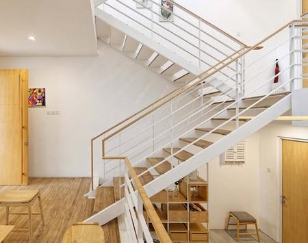 【旧房改造】多层次结构,让家庭有通透的感觉