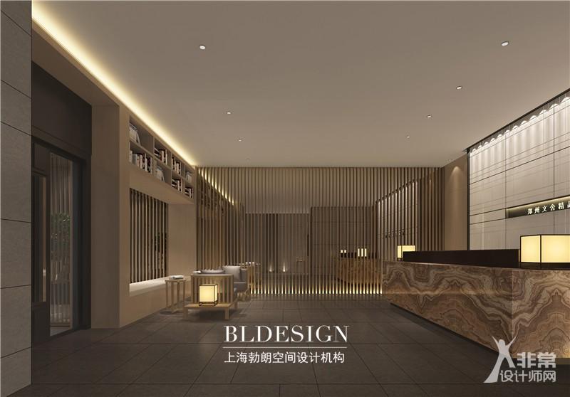 郑州酒店设计公司解析郑州文舍精品酒店设计案例