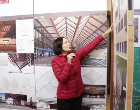 北京工业大学第四教学楼——隐形开启扇窗