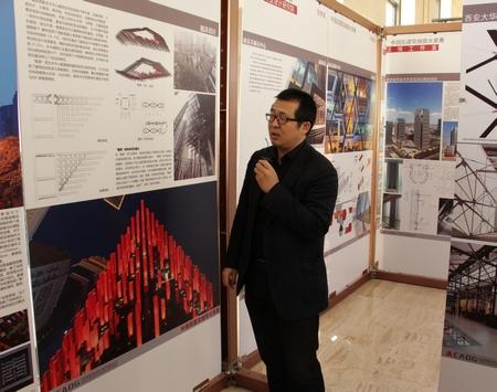 重庆国泰艺术中心——题凑设计