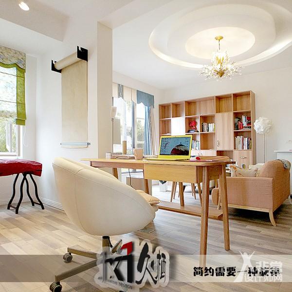 【久栖设计】重庆南坪云满庭 旋律中的房子