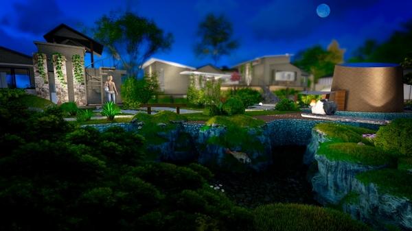虹溪诺雅在巴蜀,五山别院设计方案