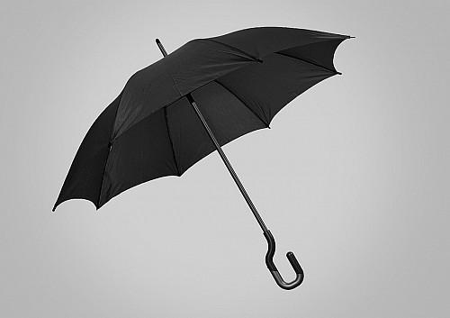 方便撑伞接听电话的蓝牙雨伞