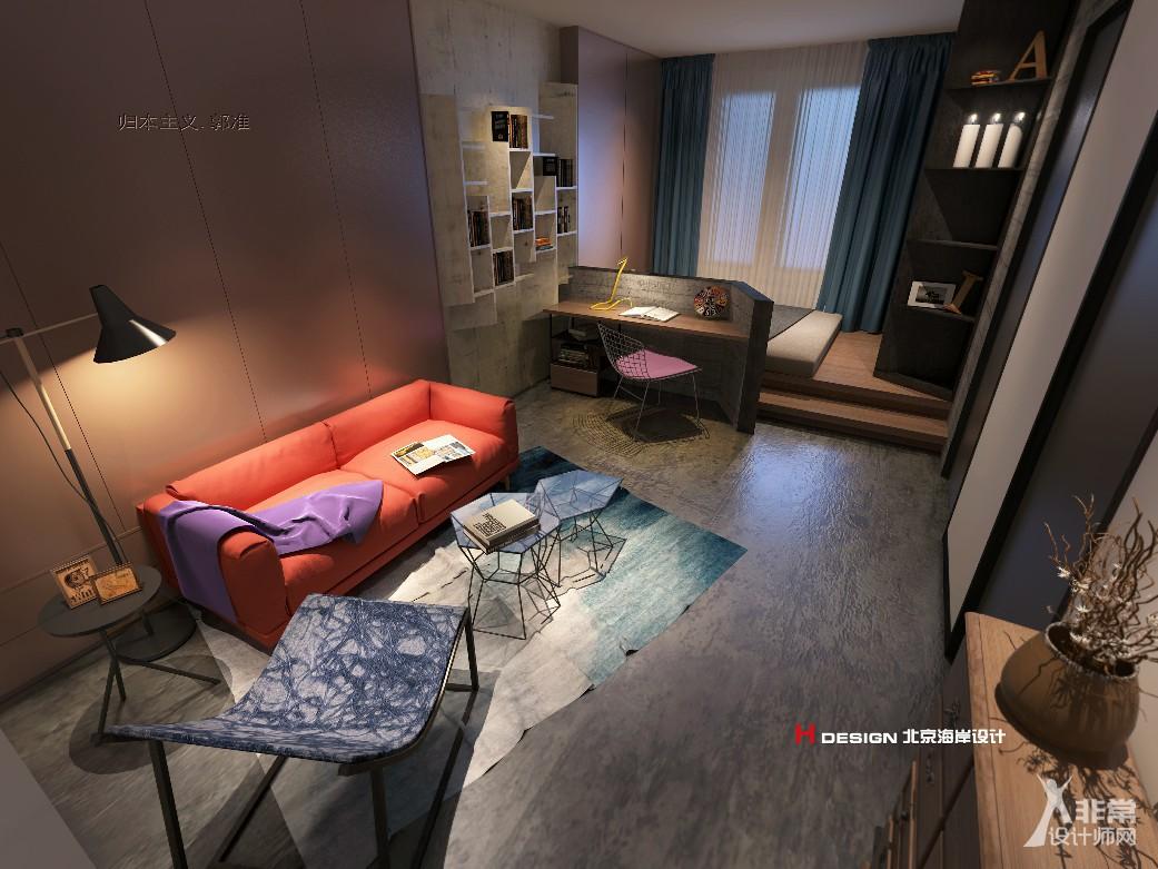 文旅酒店设计——山东济南公寓酒店
