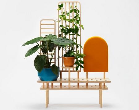 ETTA:多功能植物放置系统
