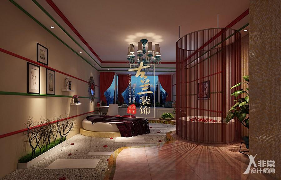 商务主题酒店设计案例-成都设计公司