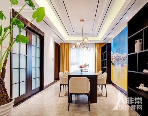 北京璞瑅公馆 新中式的浪漫情怀 --- 香港高迪愙设计事务所(北京)