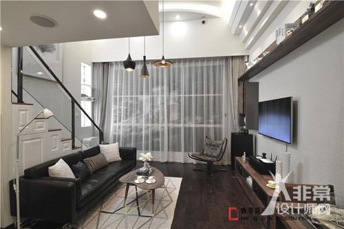 北京通州绿地样板间设计《悦·公寓》——香港高迪愙设计事务所(北京)