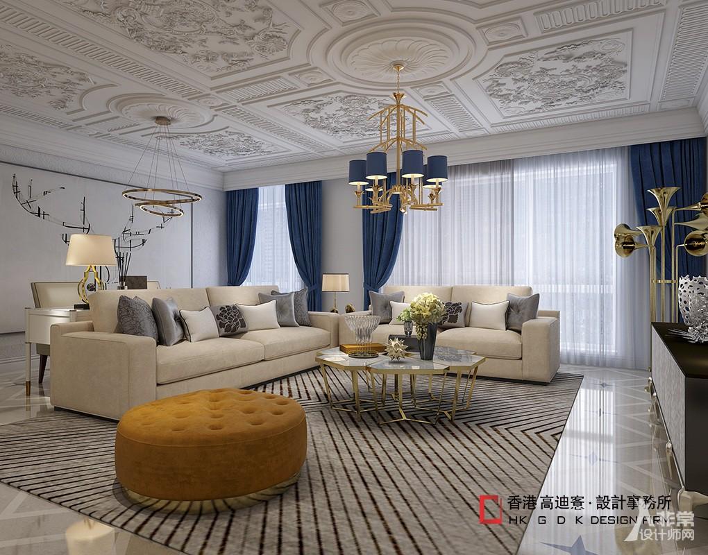 棕榈泉国际公寓 --- 香港高迪愙设计事务所(北京)