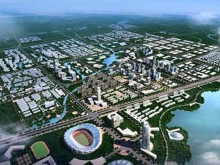 北京城市总体规划突出五大特色