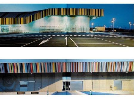 【设计教育】空间景观的艺术表现与功能