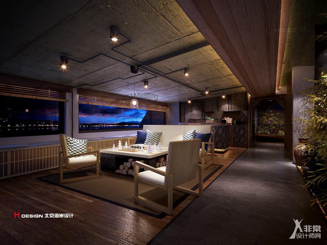 别墅设计,青岛弄海园别墅设计方案