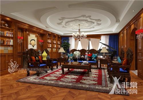 现代简约复式别墅设计,马头琴之家主题别墅设计