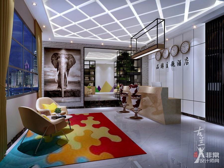 重庆商务酒店设计案例|成都酒店装修公司|成都酒店设计公司