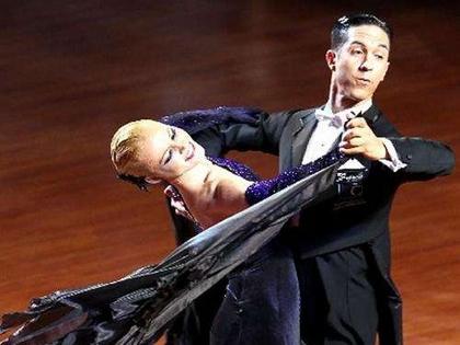 详解标准舞-拉丁舞