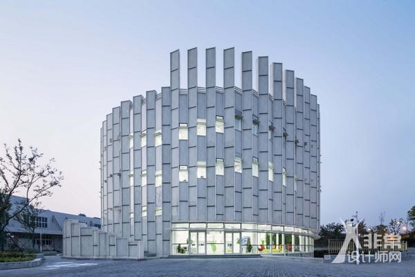 零碳建筑——南京绿色灯塔