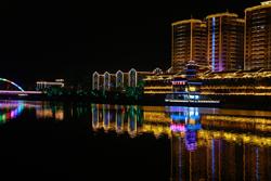 城市广场景观照明规划——当地文化底蕴浓厚,最惊艳的广场景观