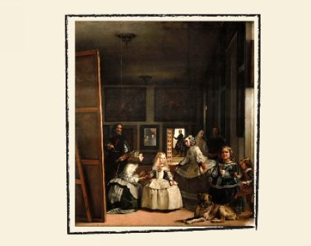 西班牙宫廷画《侍女》为何如此引人入胜?
