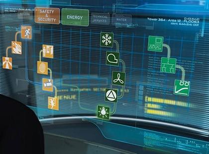 基于BIM的物联网前景——智慧建筑