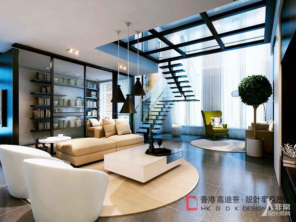 后现代城 --- 香港高迪愙设计事务所(北京)