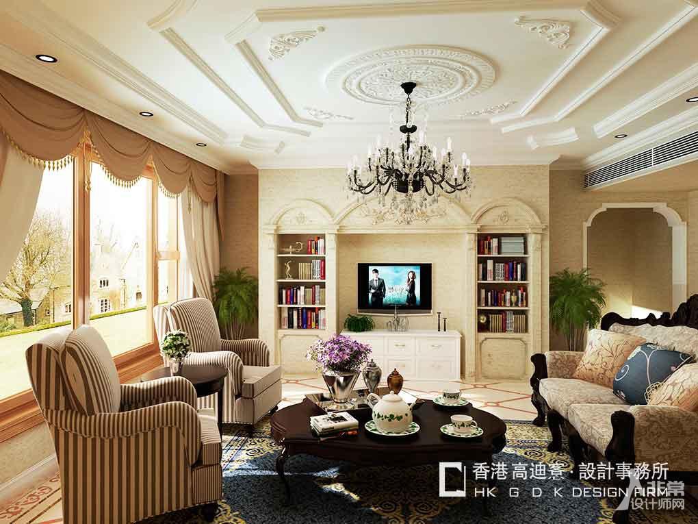 西山壹号院一期 -- 香港高迪愙设计事务所(北京)
