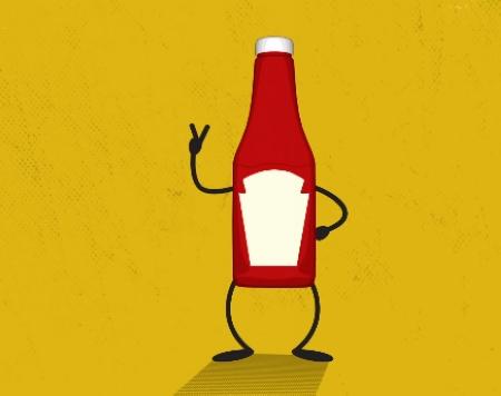 为什么番茄酱这么难挤?是瓶子的设计问题么?